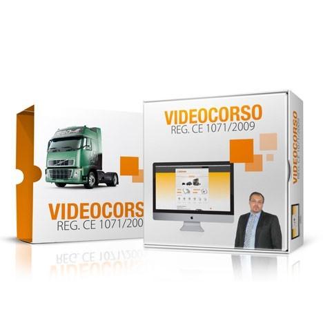 Video corso: Reg CE 1071/2009