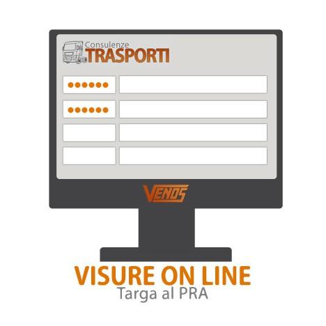 Visura Targa al PRA